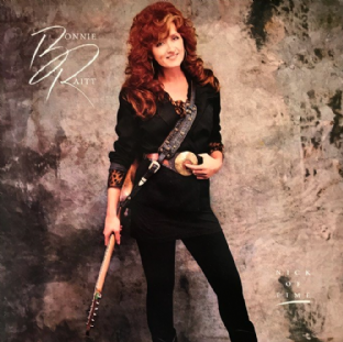 Bonnie Raitt ‎- Nick Of Time (LP) (VG/VG+)